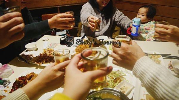 (口的世界)觀音山碧瑤山莊~聚餐的好地方