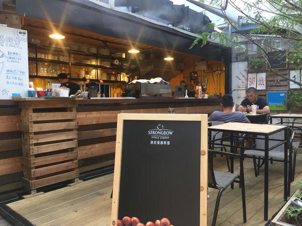 中山站發現小天地~Nomad Expo. Coffe游睦咖啡