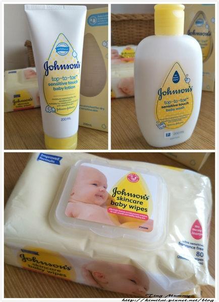 <育兒好物> 呵護寶貝的每吋肌 專為新生兒設計  嬌生新生護敏系列