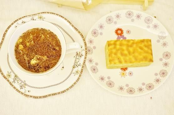 (甜蜜午茶)露西vs,小V寶在颱風天的MURMUR!!!