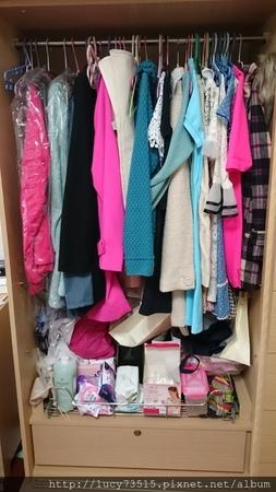 (生活)特力屋蘇菲五格毛衣櫥與艾米莉抽屜收納箱幫我的衣櫥大掃除
