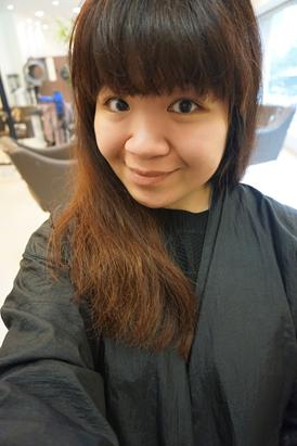 (頭髮)台北師大/Lusso Hair 1號店再訪,換個造型,醜女變靓妹~設計師Diky~