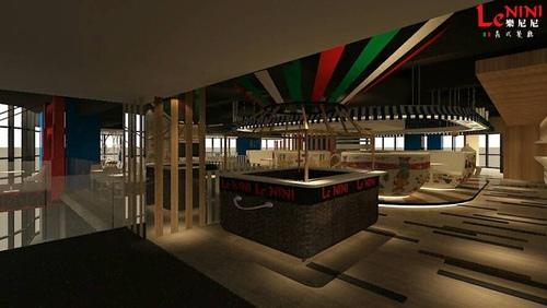 ▌新竹‧快訊 ▌Le NINI 樂尼尼義式餐廳即將在新竹晶品城開立分店囉!10/29號隆重開幕