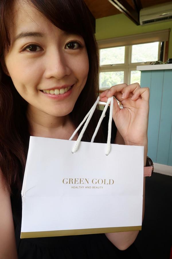 ▌保養 ▌ GREEN GOLD 肽白  由內而外散發的白皙自信,對抗夏日~維持美麗氣色