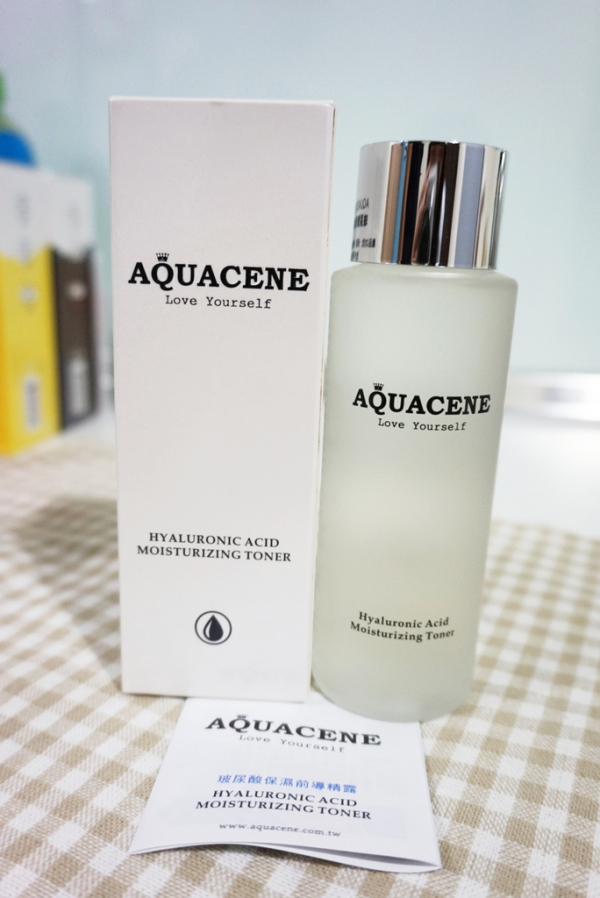 ▌保養 ▌亞葵蕬AQUACENE ♡ 新品上市!玻尿酸保濕前導精露~玻尿酸高效保濕精華液