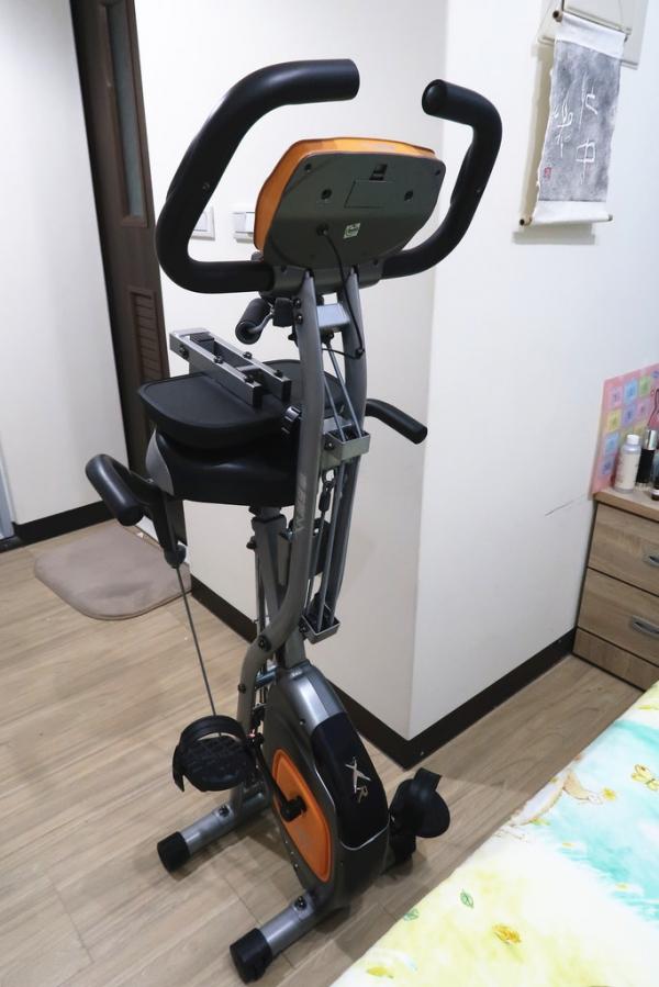 ▌分享 ▌好吉康 ♡ XR-G3磁控飛輪健身車,立式、臥式、拉繩三合一健身車/懶人車,居家健身/拉繩運動好幫手,韓國唯一授權!