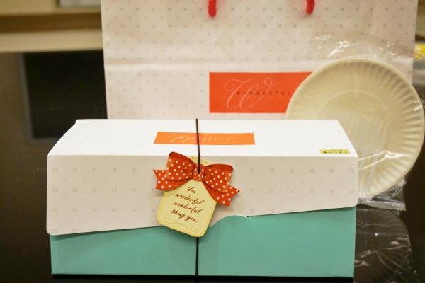 ▌宅配 ▌免費抽獎!! 新北中和/甜點/團購/蛋糕 ♥ La Pissenlit 蒲公英的秘密。手作烘焙坊 ♥ 推薦大家好吃的比利時濃情巧克力蛋糕