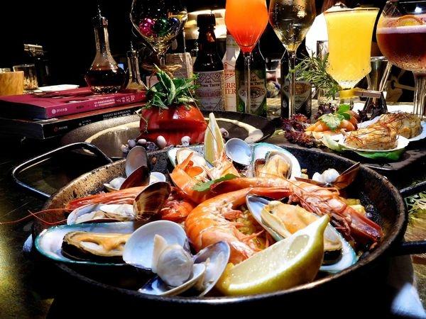 【台北新店】oli 餐酒館當台灣遇到上西班牙^^相遇就是為了相愛的夢之餐宴!