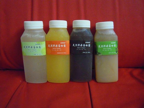 團購美食❤928QQ手工天然膠原蛋白露(黑糖+檸檬+綠茶+百香果)❤可以當夏天冰冰飲品的膠原蛋白飲喔!!
