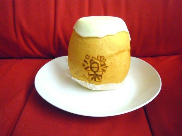 元樂 年輪蛋糕~黑芝麻口味~賀朋友寶寶出生的彌月蛋糕唷^^