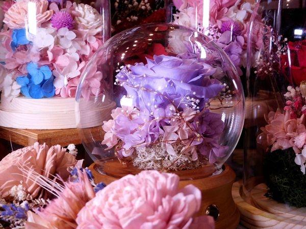 【台北乾燥花捧花】喜歡生活乾燥花店^^親愛的我又來啦!!喜歡生活乾燥花店之新娘捧花系列!!還有超美的永生花玻璃花盅不看會後悔^^