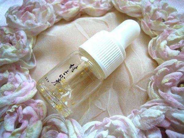 村上正彥 金箔美容液試用心得~用心,自然,保濕,肌膚健康的肌膚保養美容液!!