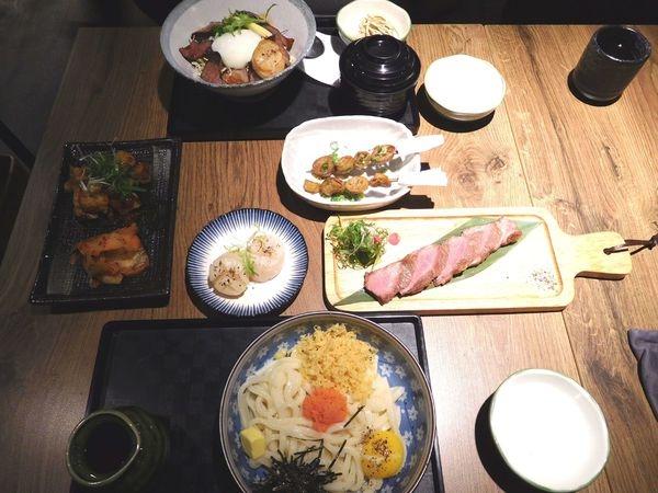 本陣屋(已更名為弍三日式料理)^^好吃的烏龍麵丼飯在這裡^^捷運雙連站美食~天啊!!這是甚麼樣的食材啊~食材好到讓人讚不絕口!!
