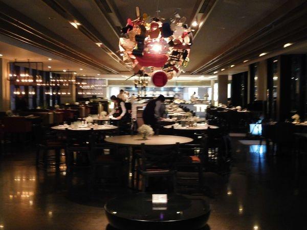 寒舍艾麗酒店-La Farfalla 義式餐廳^^約會首選餐廳~義式餐點+牛排+buffet~吃飯也能很高雅^^buffet全收錄^^