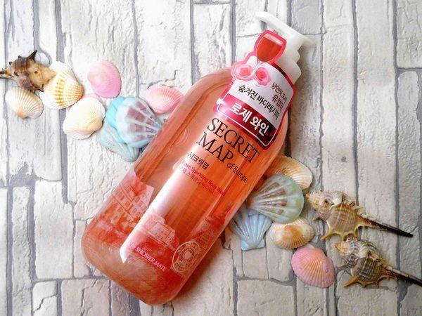 SHOWERMATE 微風如沐 玫瑰香檳沐浴乳^^好喜歡的花果香調沐浴精!!洗澡時超香超嗨~每天帶著香氛入夢喔!!