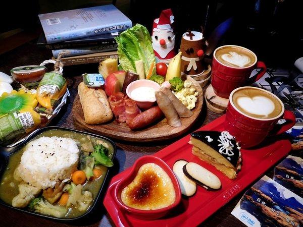 【台北文山區】風箏人咖啡集文青風與親子友善於一身的早午餐咖啡廳!!好想把它搬到我家隔壁!!鴨子好愛歐^^