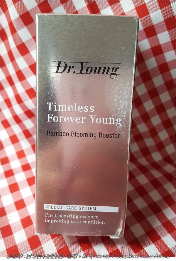 (保養/體驗)DR. YOUNG黛兒漾 極緻無齡青竹精華~吸收快速好清爽,讓肌膚重現緊緻彈性~