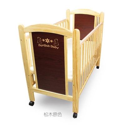(育兒用品)ManBab Baby(夢貝比)嬰兒床
