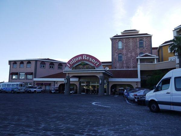墾丁三天二夜(Day 1)~福容大飯店~好好玩的的游泳池~超棒海景~