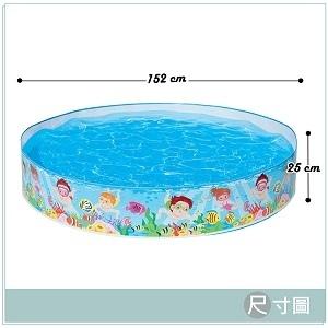 (開箱比較)炎炎夏日消消暑~INTEX/幼童戲水池VS恐龍戲水池