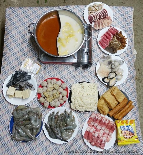 CP值破表的宅配火鍋美食,海陸通殺雙食材,美味與飽足感兼備。(宅配/火鍋/推薦)
