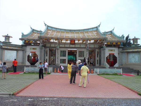 台灣玻璃館+緞帶王觀光工廠