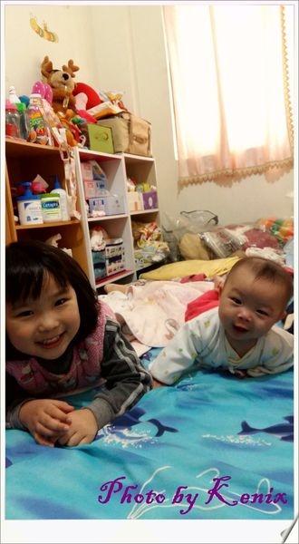 生日快樂~小粉圓成長記事~1Y,矯齡10M~對朋友的感謝