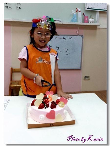 小肉圓5歲~生日快樂