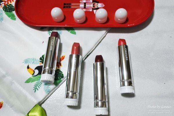 彩妝小資女孩唇膏好選擇MLBB、金屬光、玫瑰色、氣場滿分色-chifureちふれ129元口紅替芯