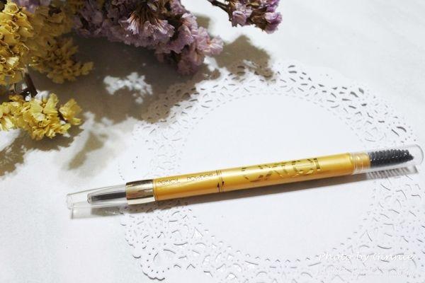 彩妝實際CP推薦給外出/隨身用-EXCEL 3合1持久造型眉筆