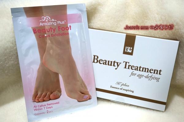 保養|女神奇肌瞬效面膜+角質修護足膜從頭到腳的保養功夫,不再讓美麗,美中不「足」!