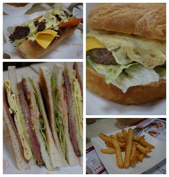 『美味食記』板橋x美式x[三明治先生] /超大份量的豪華沙朗牛排三明治都市人的早午餐