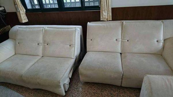 台南清洗沙發|景盛專業清潔保養專家。打敗沙發上的頑強髒汙!