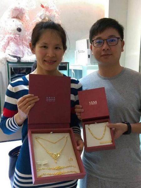 台南金飾:出乎意料,嘉寶珠寶竟有這麼多樣式可挑