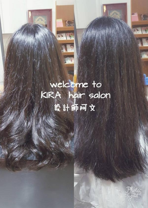 【台南燙髮】Kira Hair Salon|如網路正評一般,這裡有好服務、好技術!
