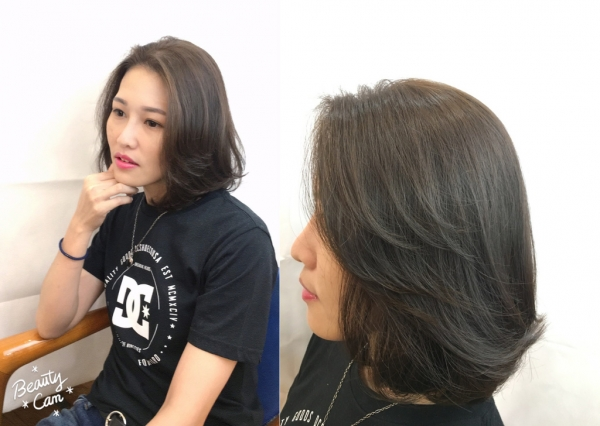 【台南燙髮、染髮】薇怫髮顏坊|自然系髮色!! 低調的質感!!