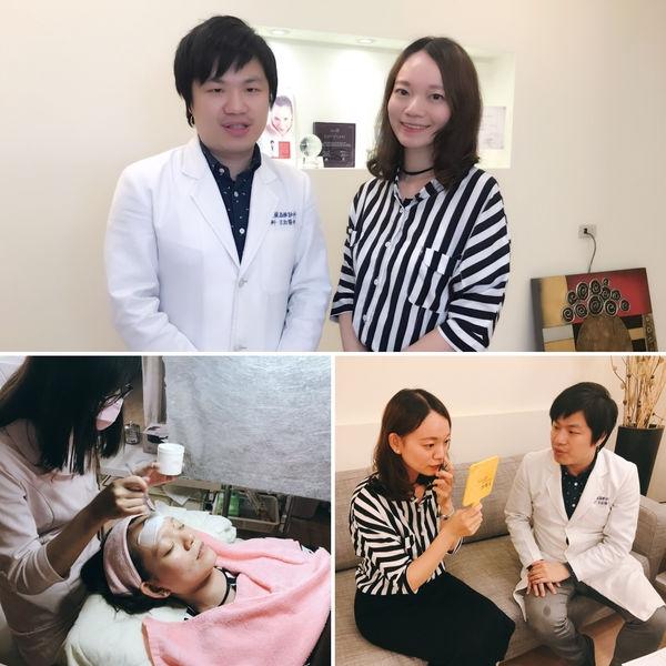 [醫美]台北雙連美麗晶華診所 X 飛梭雷射初體驗 X 術後保養