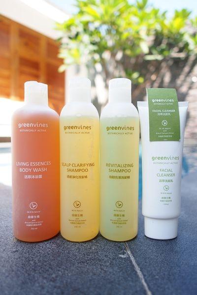 用心有質感的台灣製造 綠藤生機 頭皮淨化洗髮精 X 強韌亮澤洗髮精