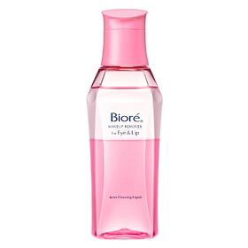 蜜妮Biore高效活性眼唇卸粧液   PK   LOREAL 溫和眼唇卸妝液