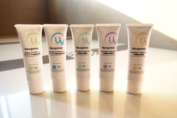 neogence霓淨思 UV防曬隔離系列新上市