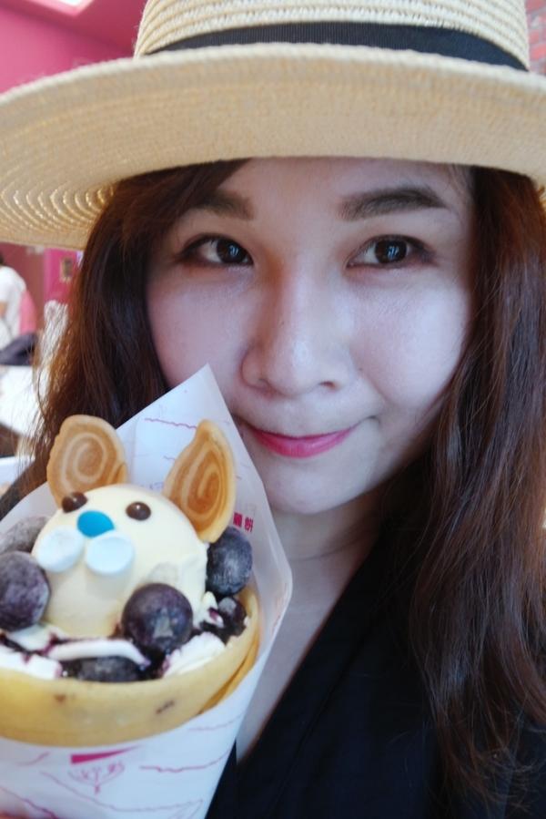 合作/食高雄/來了4回 FUN TOWER日本軟式可麗餅 暑假限定動物造型冰淇淋