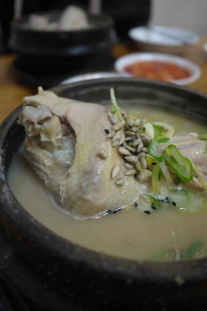 首爾 不可錯過的土俗村蔘雞湯