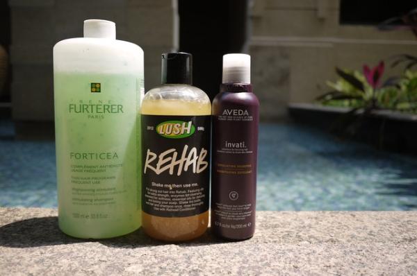 洗頭毛/禿頭不要來~!!! 預防掉髮洗髮精分享