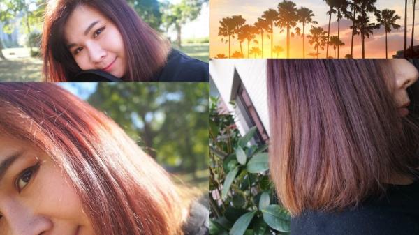 資生堂染髮  曙光新色 為乾枯的稻草亂髮增添全新曙光