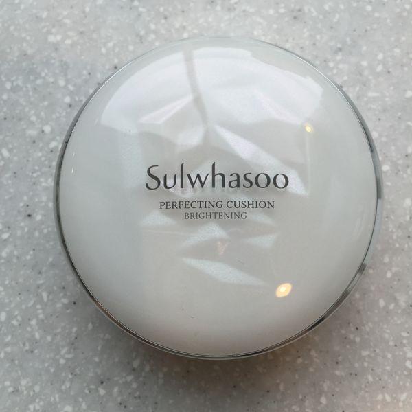 台灣10月上市 Sulwhasoo雪花秀無瑕光感氣墊粉霜