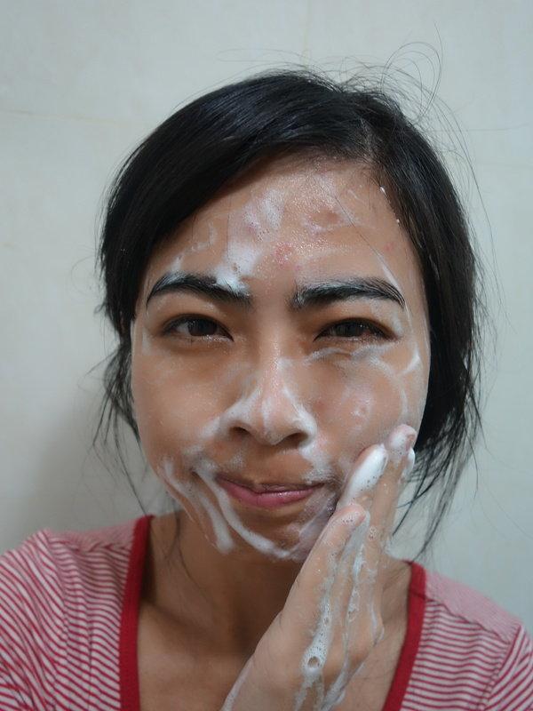 洗臉過程whenwas (2).JPG