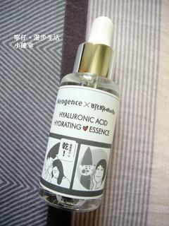 霓淨思Neogence玻尿酸保濕原液(掰啾聯名款)-鎮店級明星商品為肌膚解渴