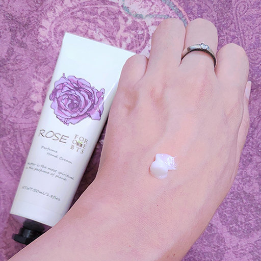 ForestBox森林盒子 護手霜(玫瑰、洋甘菊) - 嚴選物料、芬芳香氣、怡然感觸