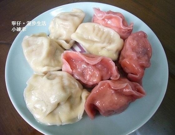 《宅配》尚好禚家水餃(高麗菜鮮蝦、紅麴玉米鮮肉)-令人難忘的眷村味