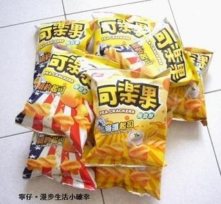 聯華食品可樂果(紐約起司、北海道起司) ∼開心Say Cheese∼